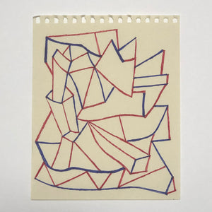 Nick Aguayo, Untitled, Quarantine Drawing