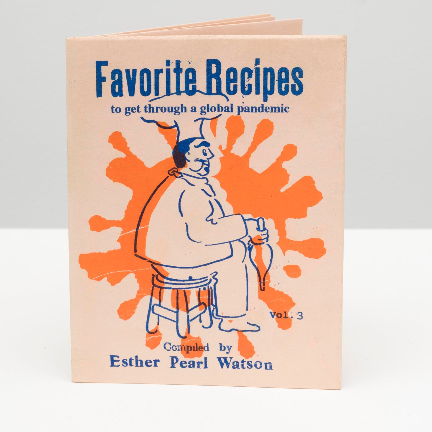 Esther Pearl Watson, Favorite Recipes Zine