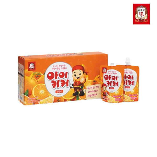 CKJ I-KICKER ORANGE JUICE