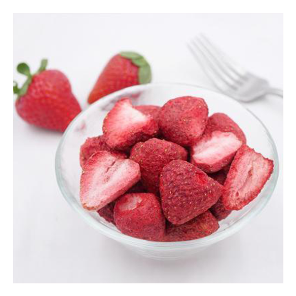 Crunchy Dried Strawberry