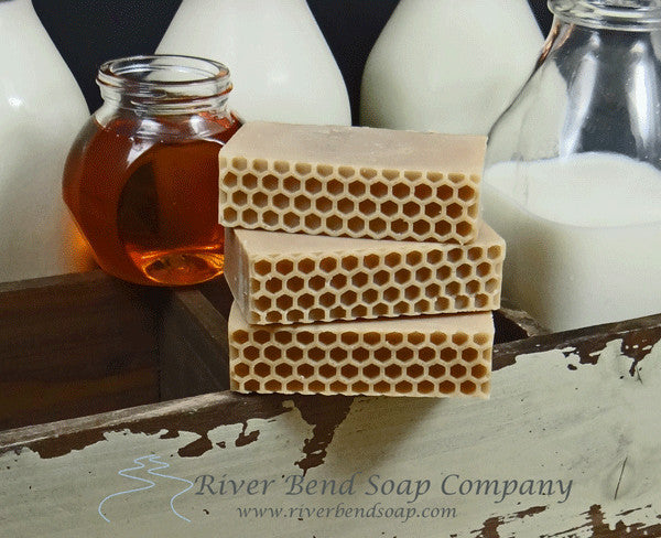 Milk and Honey Soap