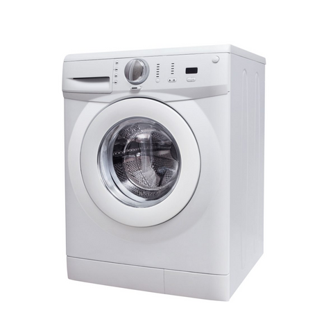 Rogue Coast CA white tees washing machine