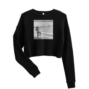 Rogue Coast CA catch and release sweatshirt