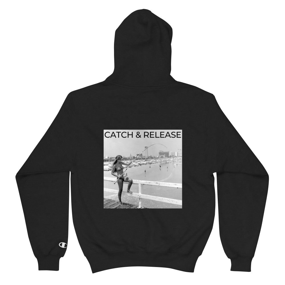 CATCH & RELEASE | CHAMPION™ HOODIE