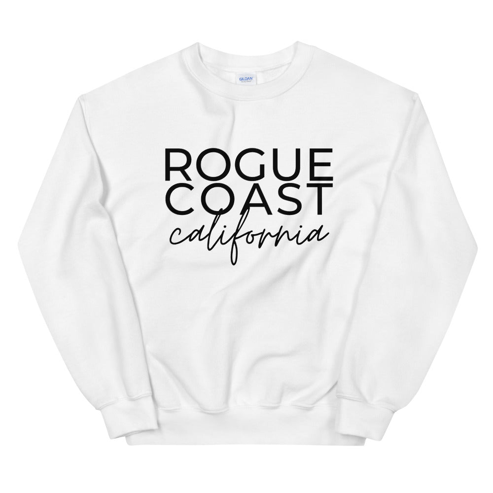 ROGUE COAST CALIFORNIA | SIGNATURE SWEATSHIRT