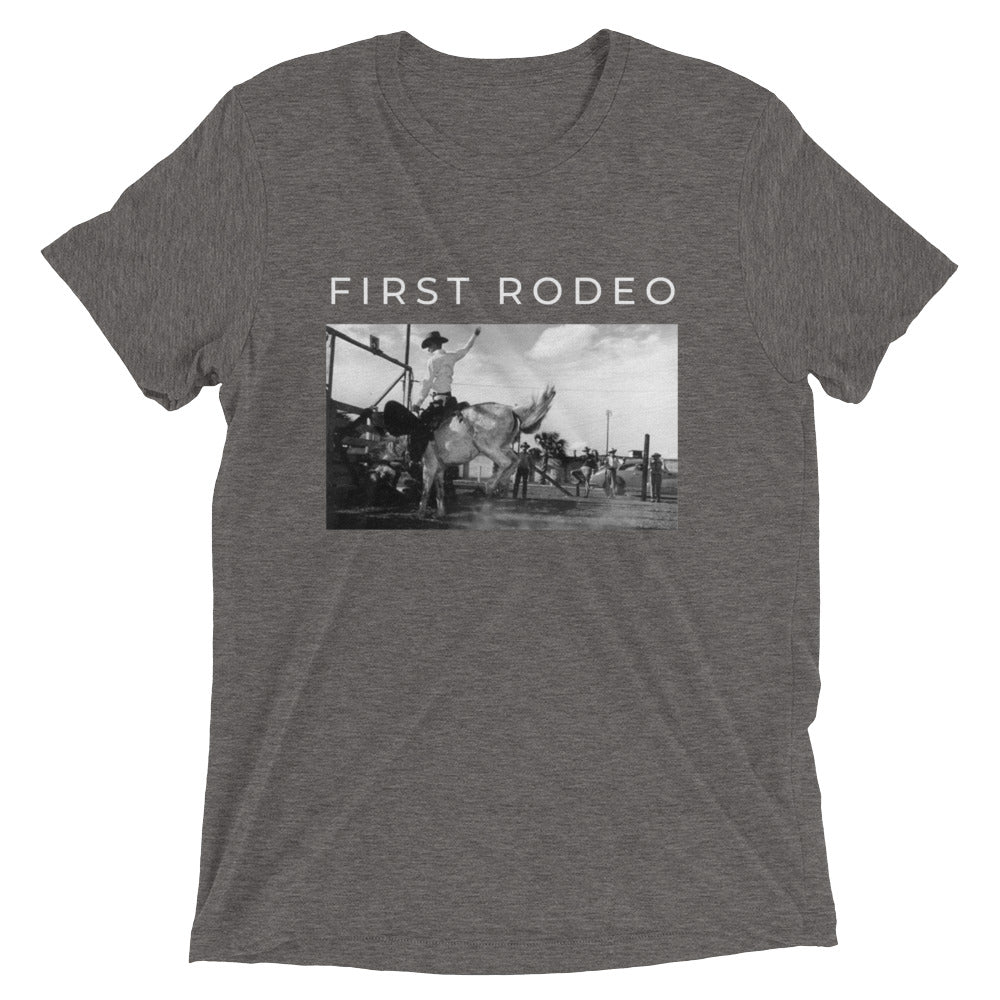 FIRST RODEO | SUPER SOFT TEE
