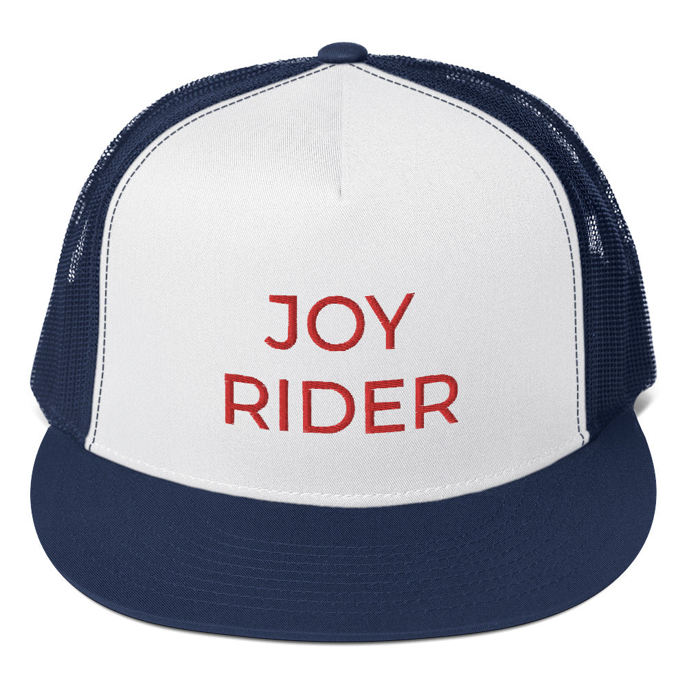 rogue coast ca JOY RIDER TRUCKER HAT