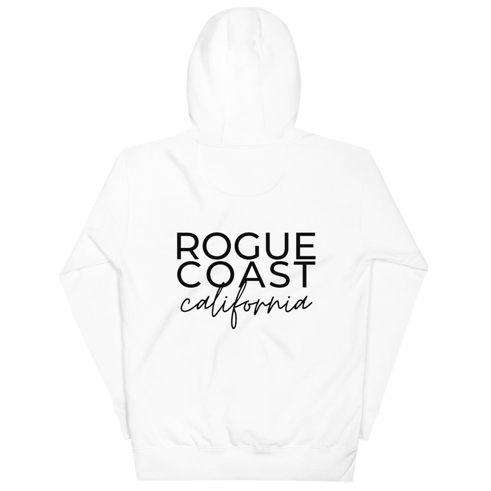 Rogue coast california hoodie