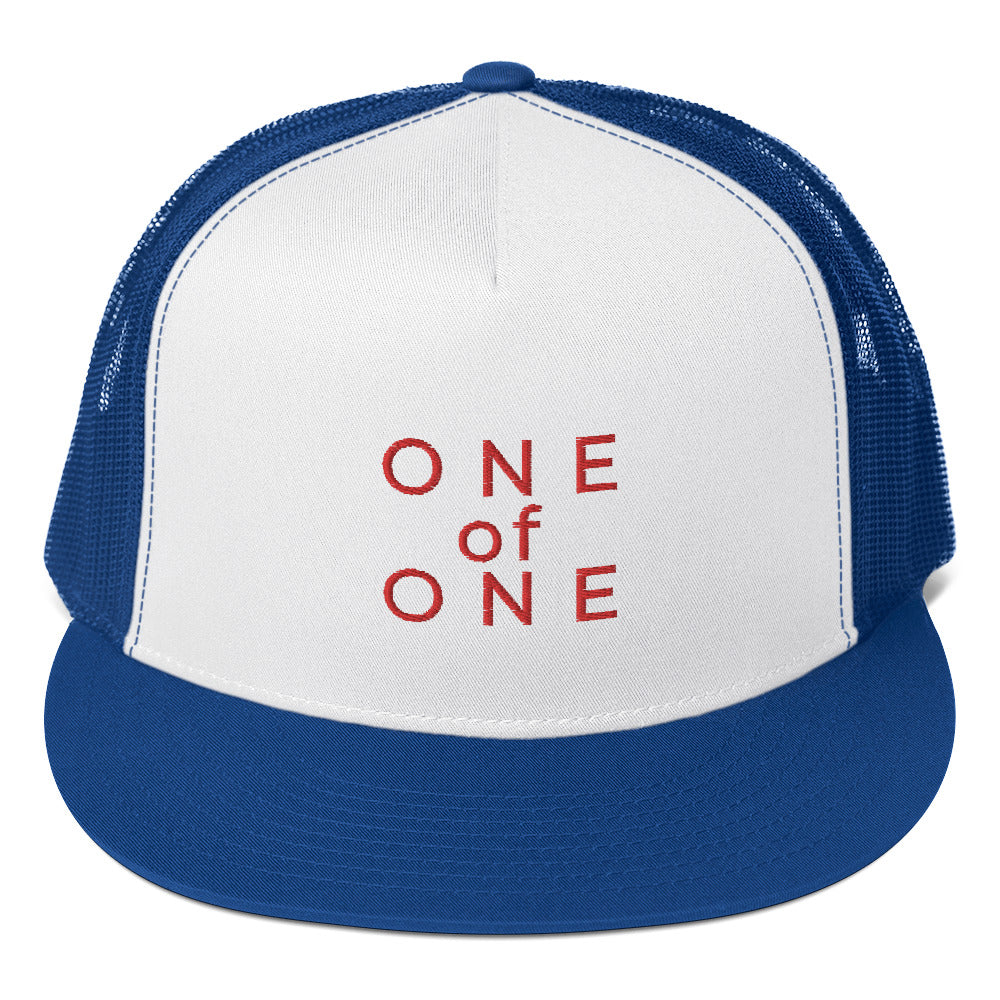 ONE OF ONE™ | TRUCKER HAT