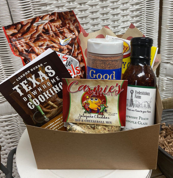 Seasonings & Snacks Gift Box