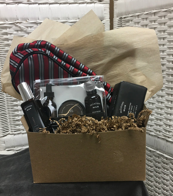 Mixture Men's Care Gift Box
