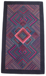 Load image into Gallery viewer, 'Abstract Mandala with Vajra', Tibetan Wall-Hanging Art