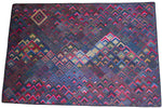 Load image into Gallery viewer, 'Endless Mountains with Sun', Tibetan Wall-hanging Art