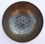 Load image into Gallery viewer, 'Om', Himalayan Art - Handmade Singing Bowl