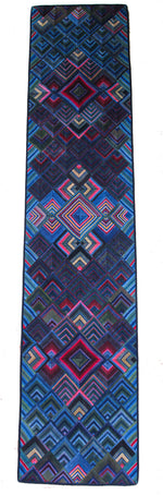 Load image into Gallery viewer, 'Double Dorje Tapestry', Tibetan Wall-Hanging Art