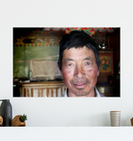 Load image into Gallery viewer, Gyantse Farmer in Central Tibet