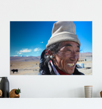 Load image into Gallery viewer, Nomad on the Tibetan Plateau