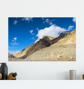 Everest Desert Landscape