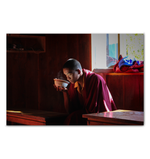 Load image into Gallery viewer, Monk in the Himalayan Foothills of Nepal