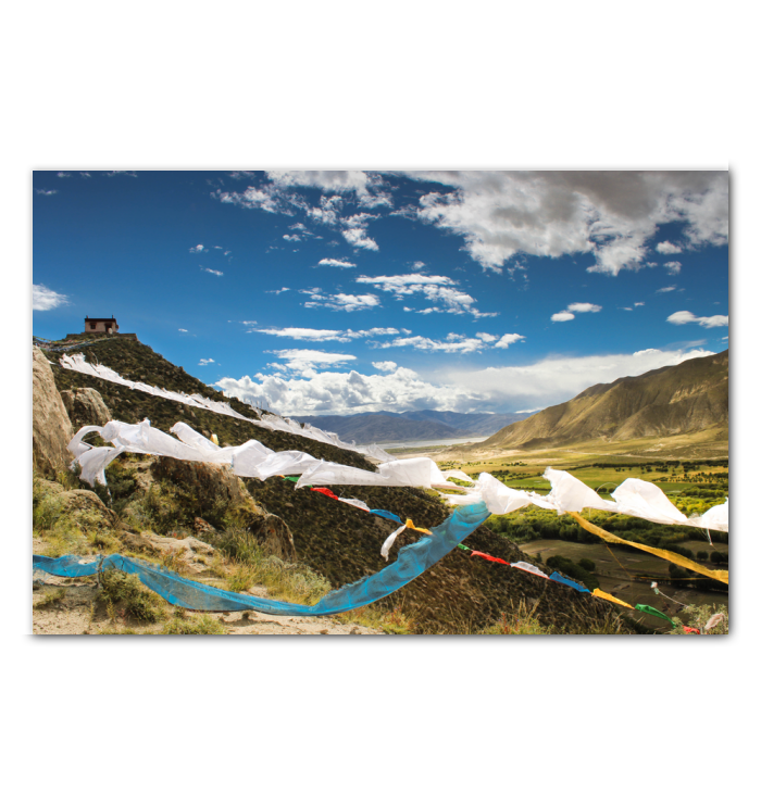 Samye Mandala Prayer Flags