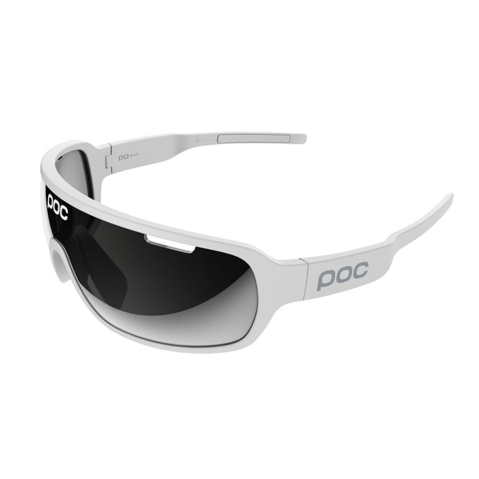 poc do blade white silver mirror at valarie jerome optometrists