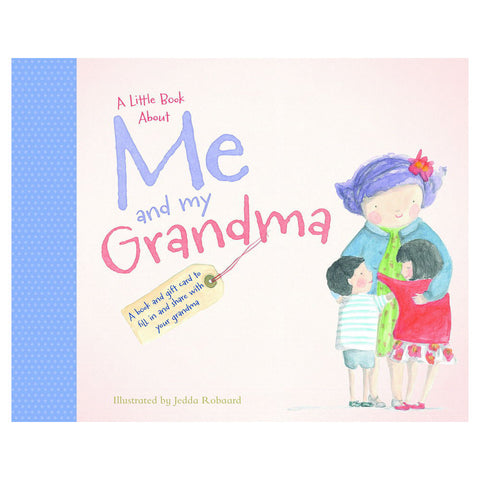 Little book about me and Grandma