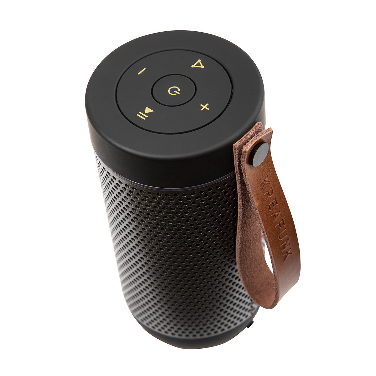 KREAFUNK Afunk Black Edition Bluetooth Speaker
