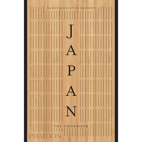 The Cookbook Japan Phaidon Press