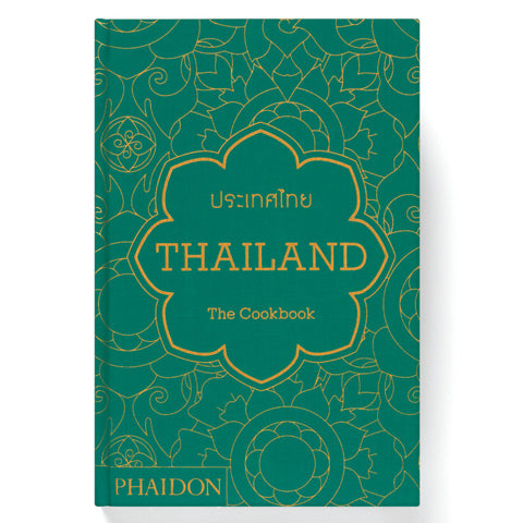 The Cookbook Thailand Phaidon Press
