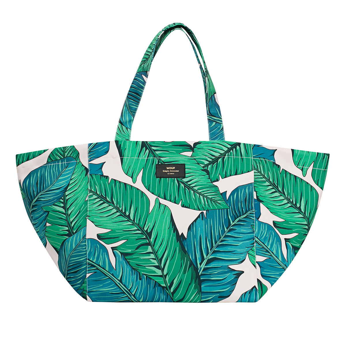 Xl Tote Tropical Wouf