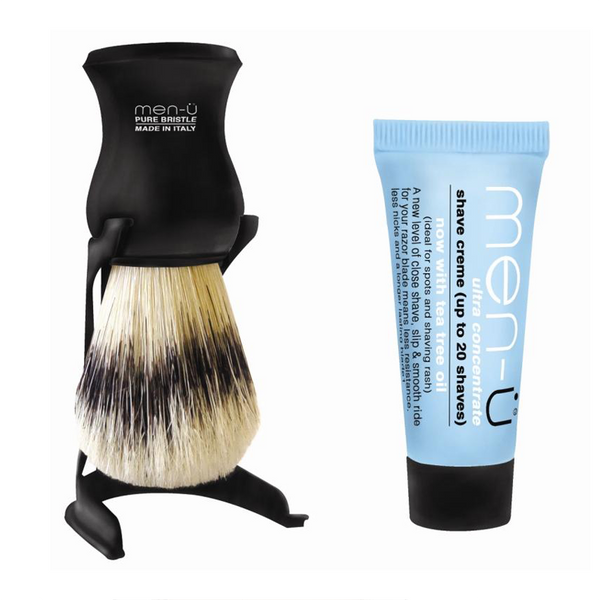 Men U Barbiere Pure Bristle Shave Brush