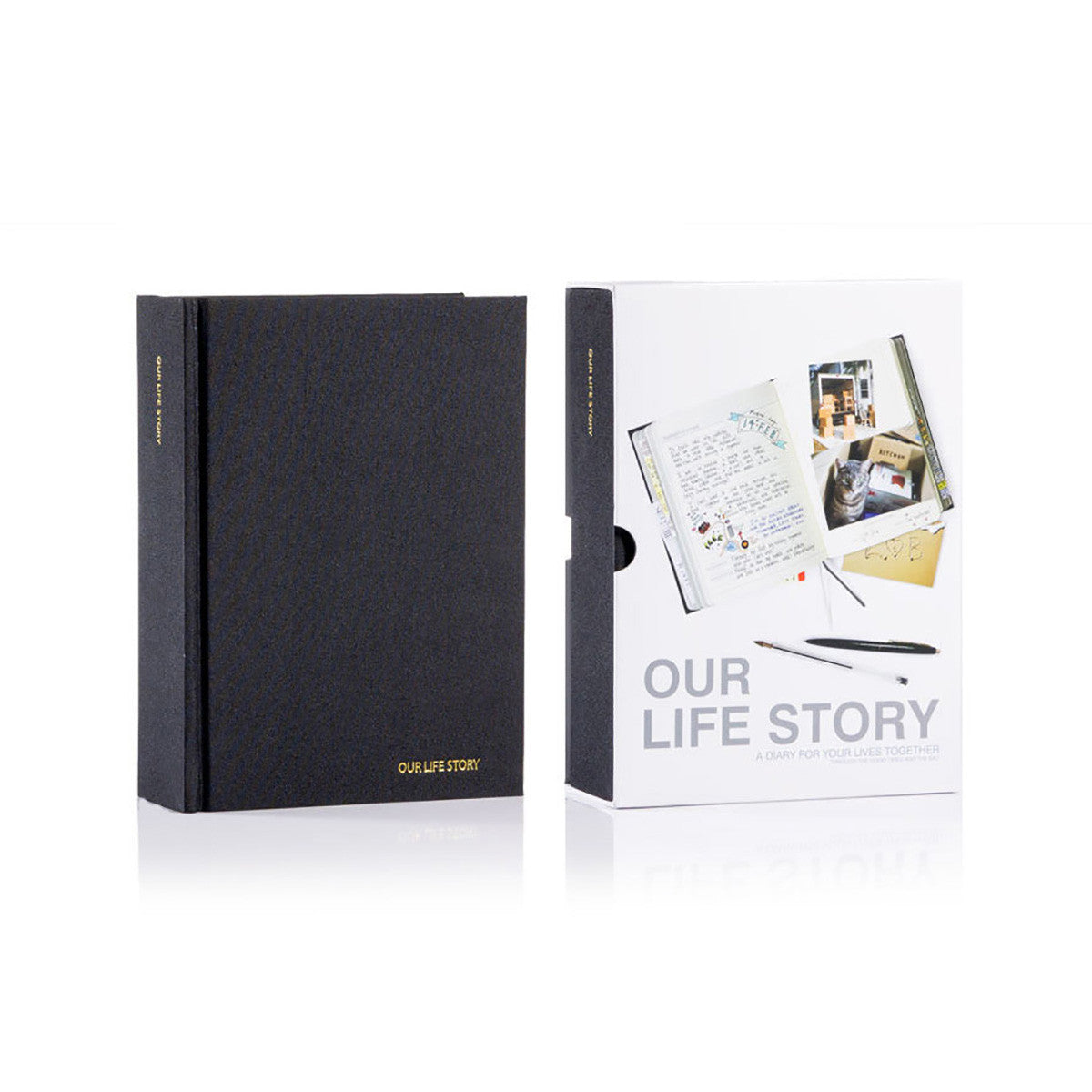 Suck UK Our Life Story 100 Year Diary
