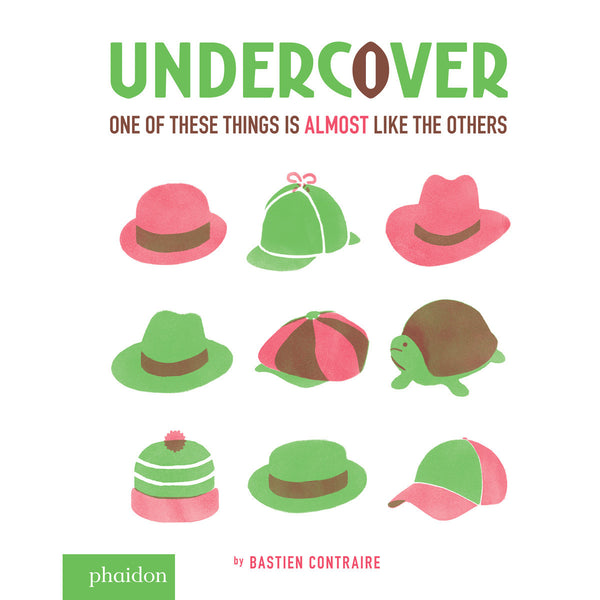 Phaidon Undercover Kids Book