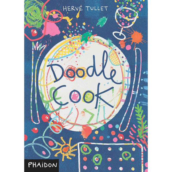 Phaidon Doodle Cookbook Children's Book
