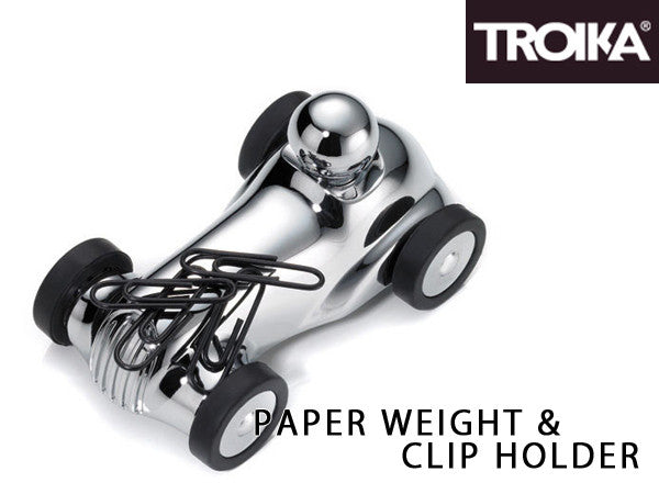 Troika 1928 Grand Prix Paper Weight - Australian Gifts Online - 1