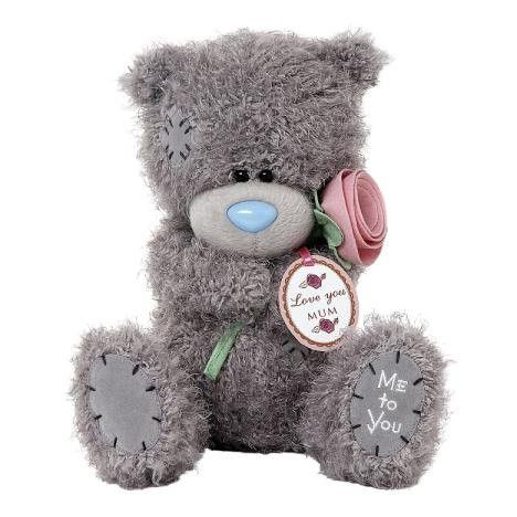 Carte Blanche Me to You Tiny Tatty Teddy 25cm 'Love You Mum' Bear - Australian Gifts Online