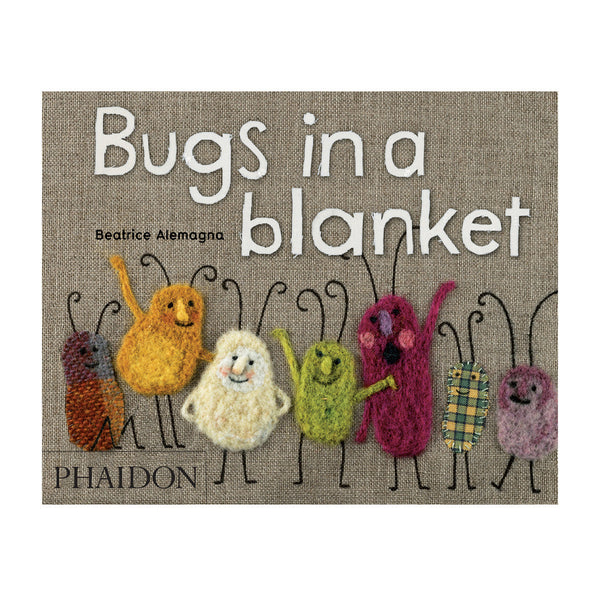 Phaidon Bugs In A Blanket Children'S Book