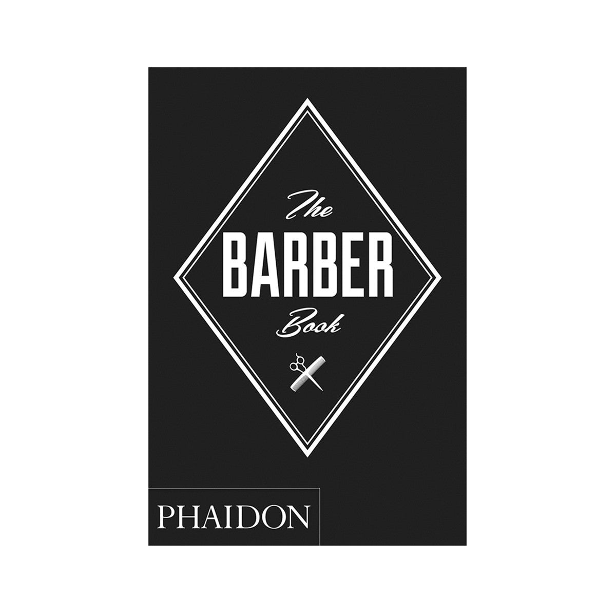 Phaidon The Barber Book