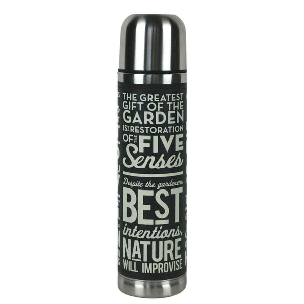 Thoughtful Gardener Thermos Flask by Wild & Wolf - Australian Gifts Online - 1