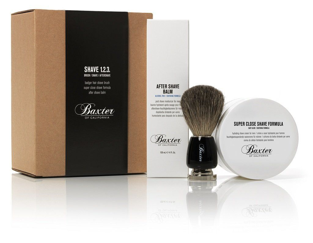 Baxter of California Shaving 1.2.3 Gift Set - Australian Gifts Online - 1
