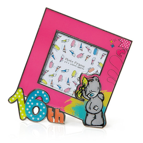 Tiny Tatty Teddy Bear 'Me to You' 16th Birthday Picture Frame - Australian Gifts Online