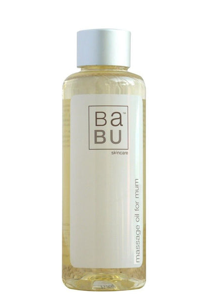Babu Massage Oil For Mum - Australian Gifts Online - 1