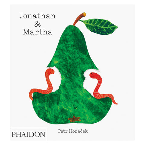 Phaidon Jonathan And Martha Children'S Book