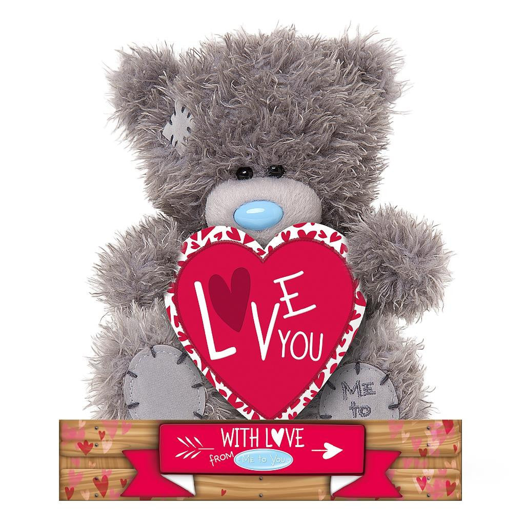 Carte Blanche Me to You Tiny Tatty Teddy 15cm 'Love You' Bear
