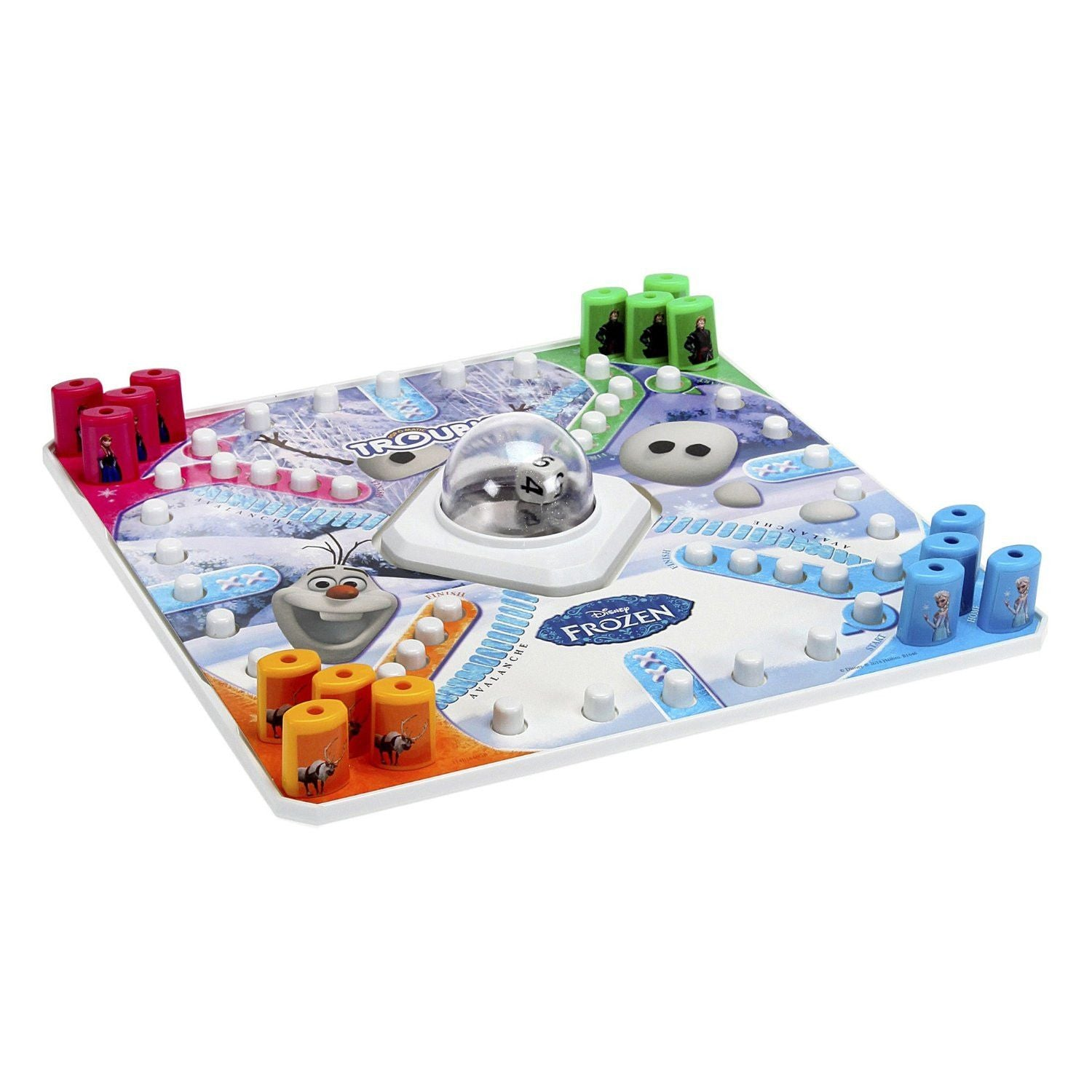 Disney Frozen  Olaf's In Trouble Board Game by Hasbro Games - Australian Gifts Online - 2