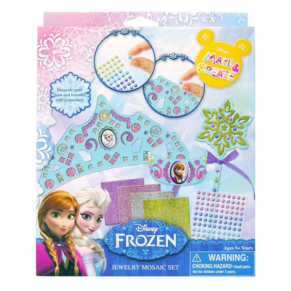 Disney Frozen Make Your Own Tiara Gift Set - Australian Gifts Online