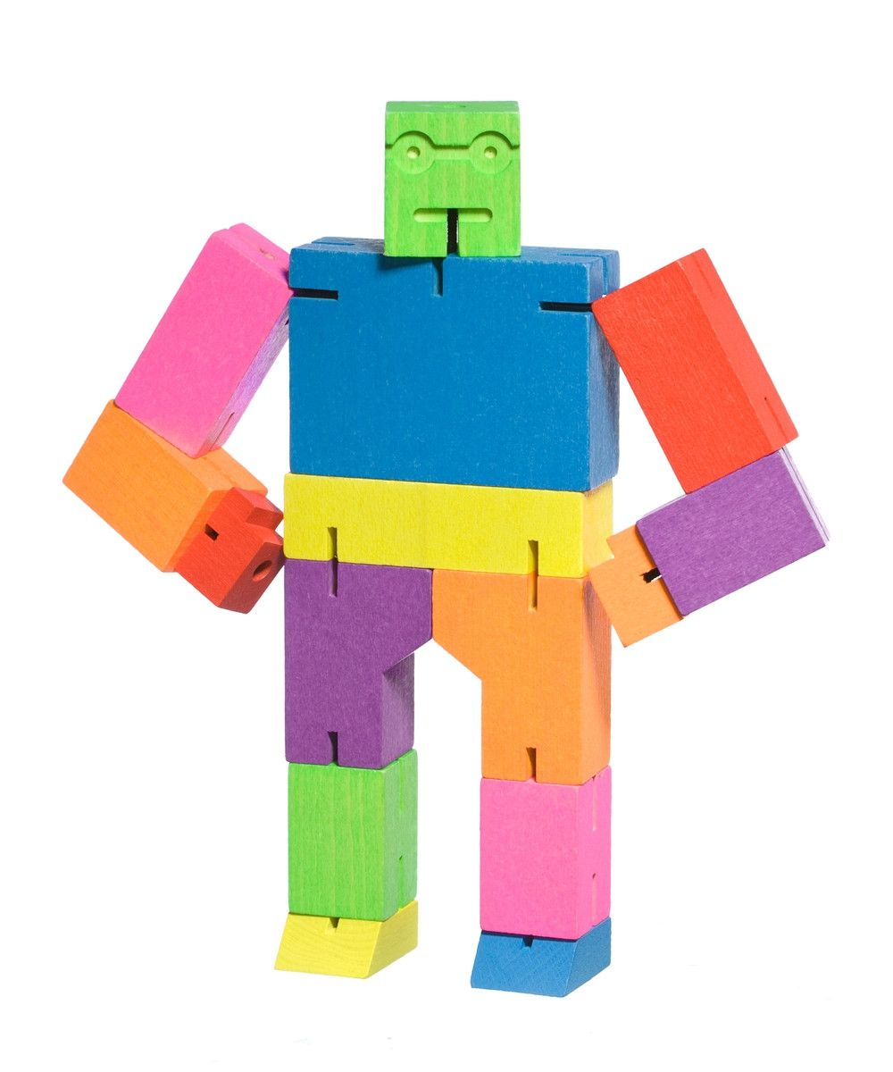Cubebot – Micro Brainteaser Puzzle by Areaware - Australian Gifts Online - 2