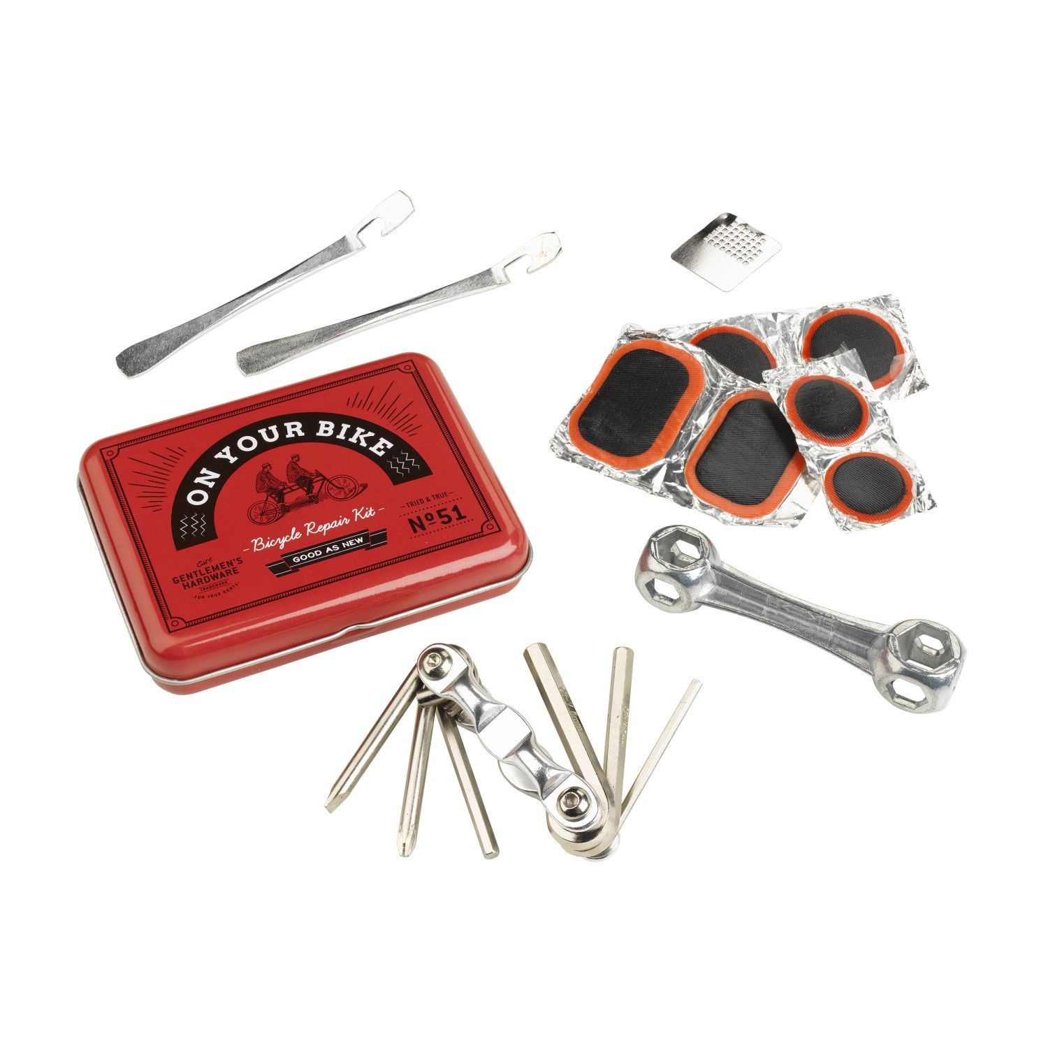 Gentlemens Hardware Bike Repair Kit