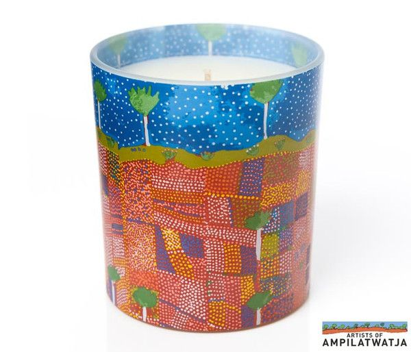 Betty Pula Morton Frangipani Soy Candle - Australian Gifts Online - 1