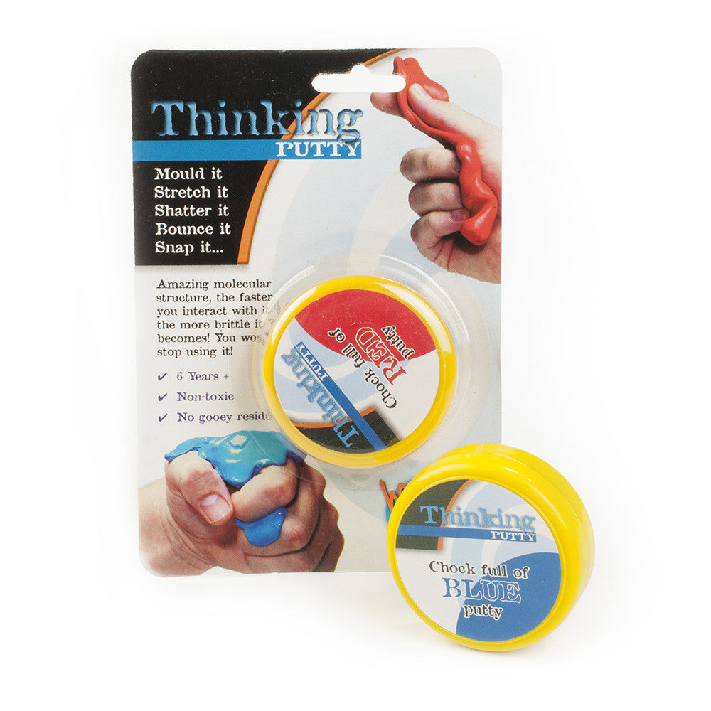 Thinking Putty - Mould it Stretch it Bounce it Snap it! - Australian Gifts Online - 2